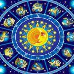 Los símbolos de los signos del zodíaco